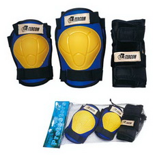 Protector set Knee pads and elbow pads-AU004